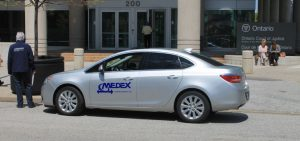 Medex Courier Services